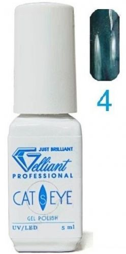 GEL POLISH CAT'S EYE GELLIANT 9ml Nº 4